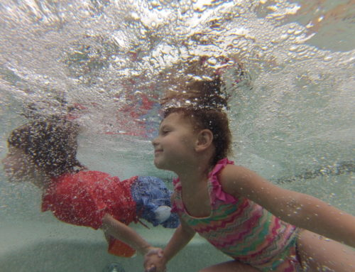 Benefits of Kids Learning to Swim Early in Life