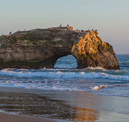 Family friendly beaches in Southern California