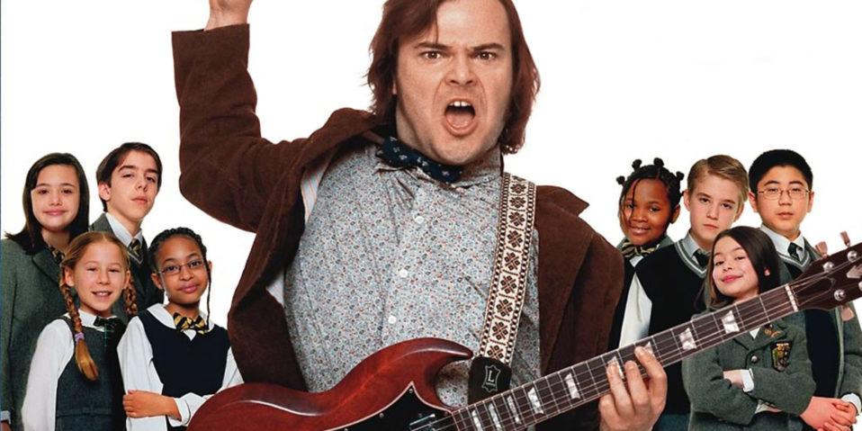 School of rock family movie