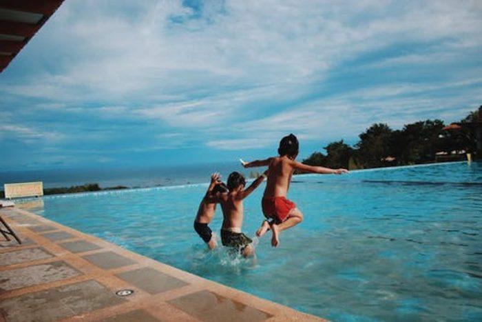 Rancho Santa Fe Swimming Lessons At Home