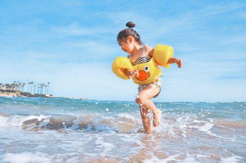 Private Swimming Lessons in Dana Point California