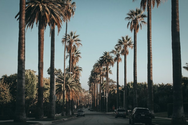 Beverly Hills, Los Angeles CA
