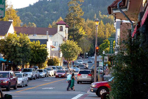 Larkspar, Marin County CA