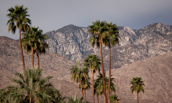 Palm Springs, Riverside County CA
