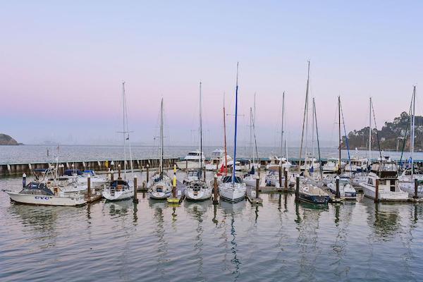 Tiburon, Marin County CA