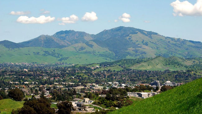 Walnut Creek, Contra Costa County CA