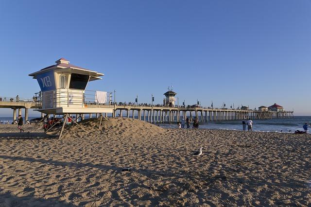 Huntington Beach, Orange County CA