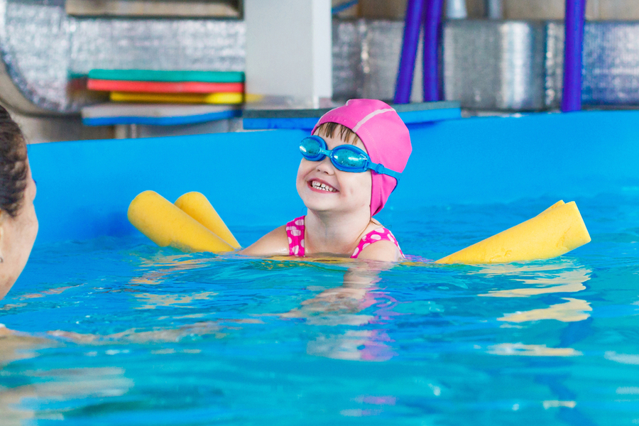 Special Needs Swimming Lessons