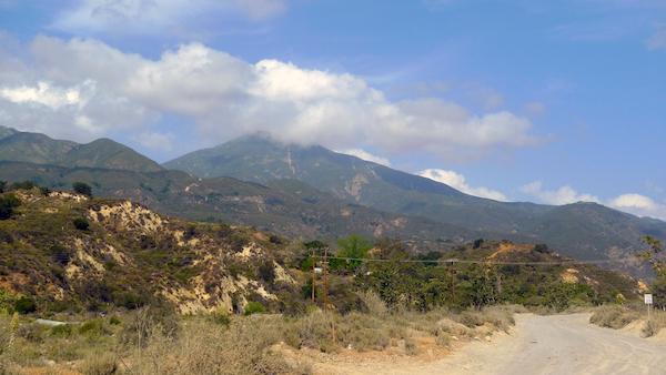 Trabuco Canyon, Orange County CA