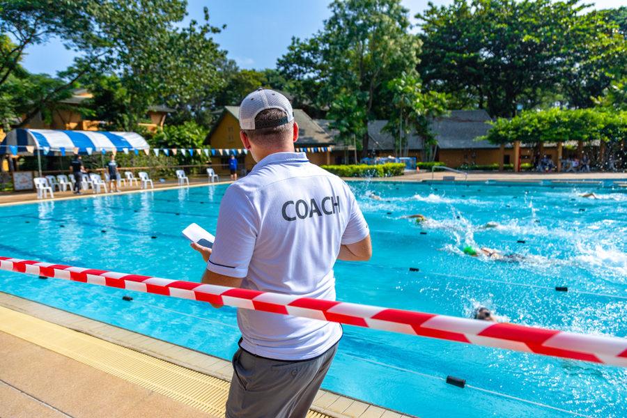 Swim Coach