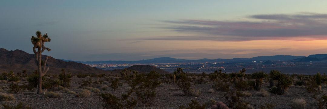 Tule Springs Nevada