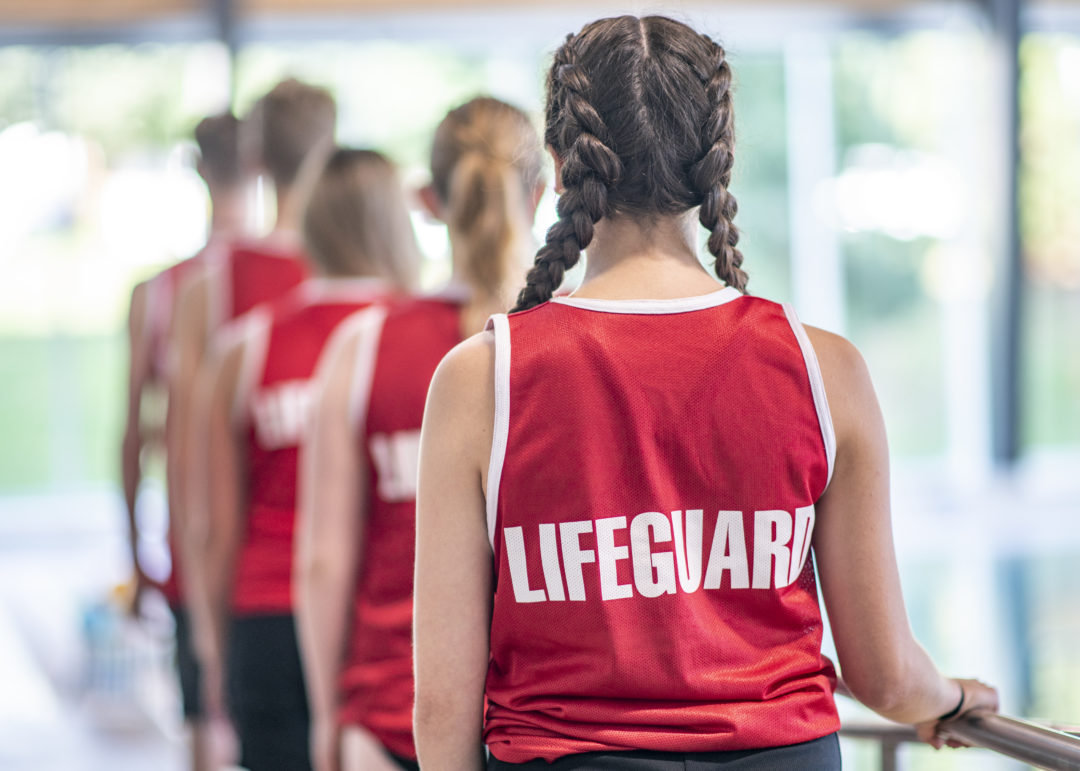 Team of Lifeguards