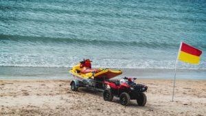 Beach Lifeguarding